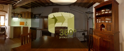 Panorama: Küche