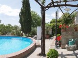 Vorschau Terrasse und Pool