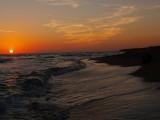 Vorschau Sonnenuntergang am Strand